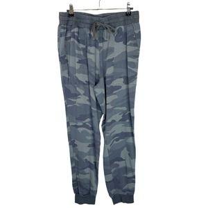 Splendid Camo Jogger Pants Medium